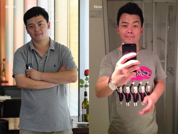 左边2012年7月,右边2013年10月